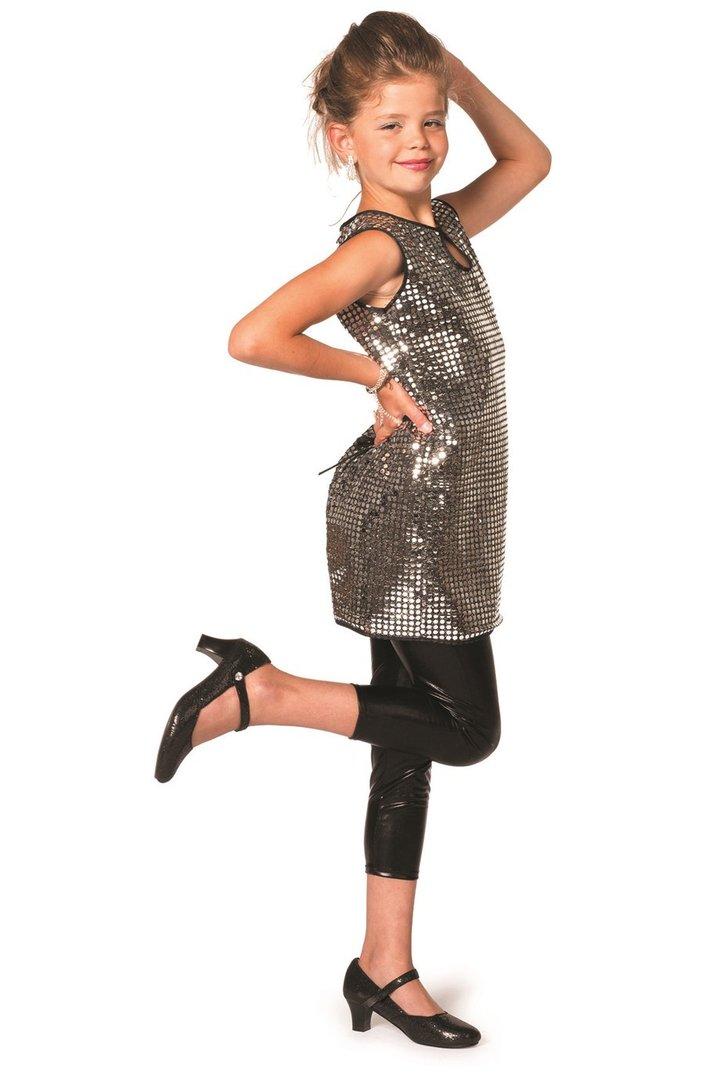 Silber Paillettenkleid NeuWww Kinder Für In 92HIED