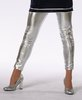 Leggings in silber - NEU!!! -